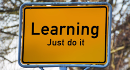 Learning - Just do It